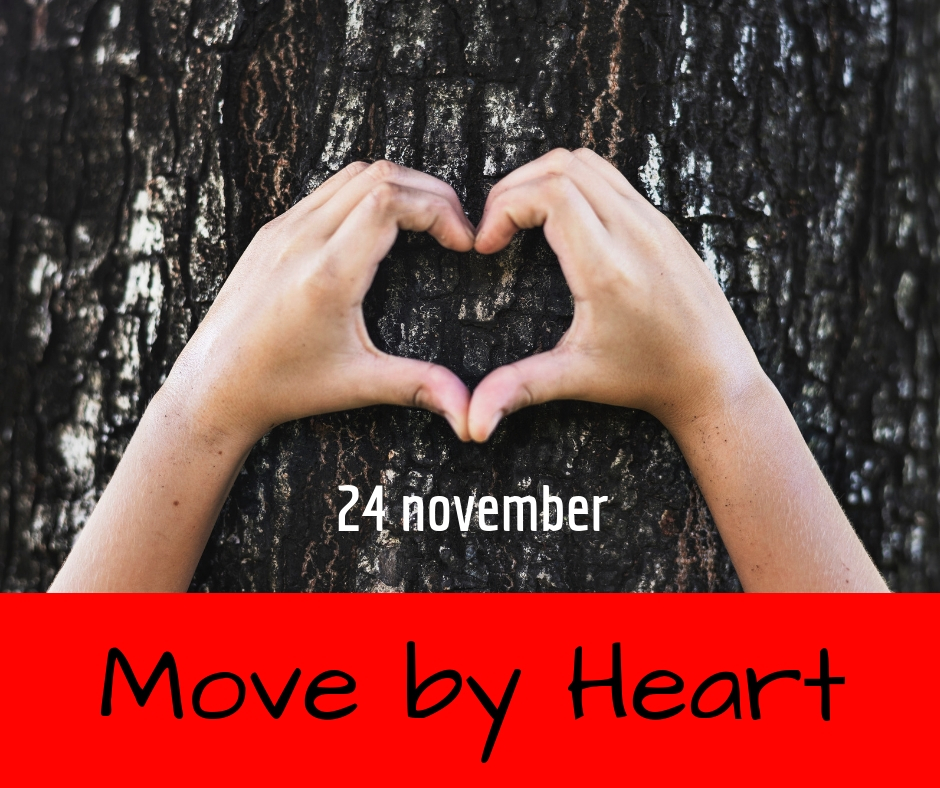 Move by heart 2018